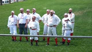 Cripple Creek Gold Days Old Tyme Baseball
