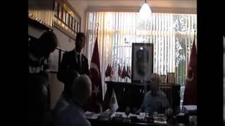 TEMAD Yönetimine aday Sn.Hamza DÜRGEN'in ANTALYA'da bilgilendirme toplantısı.
