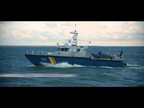 Baltic Workboats: Baltic 2403 Patrol (KBV-312 series)