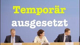 18. Oktober 2017 - Komplette Bundespressekonferenz