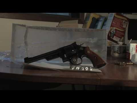 Buffalo Bore 38 Special FBI Load 6 1/2 Inch Barrel Gel Test