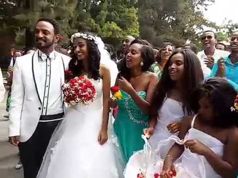 Ethiopian wedding funny in addis ababa