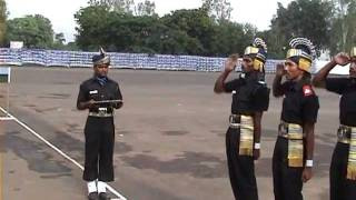indian army drill (bujji)part2