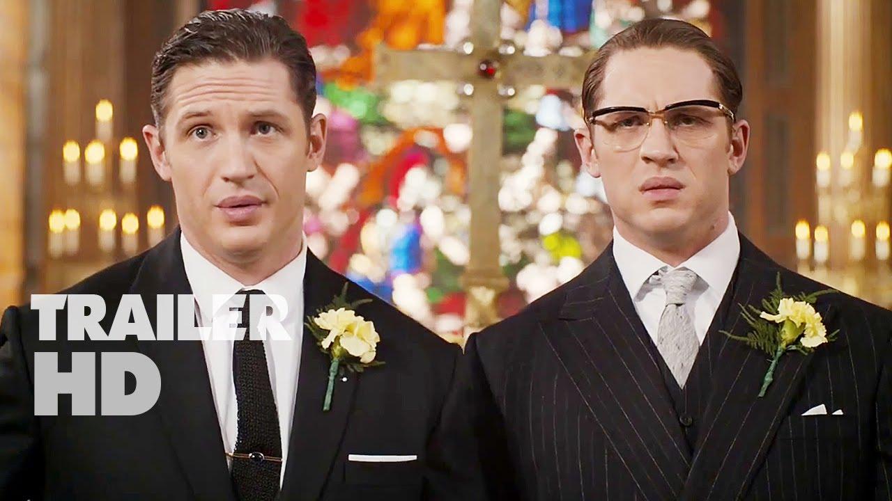 Legend Official International Film Trailer 2015 - Tom Hardy Movie HD ...