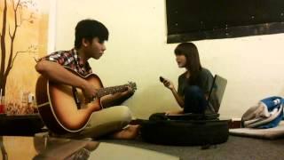 tình yêu mang theo guitar cover