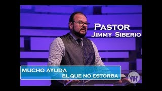 Pastor Jimmy Siberio de Oasis