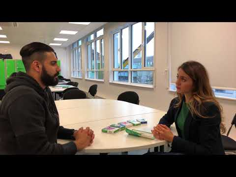 Kingston University | Nicotine Replacement Therapies | KUquitforgood | Quit smoking