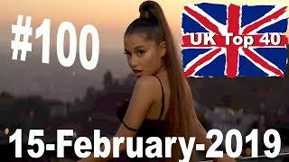 UK Top 40 Singles Chart (BBC Official Chart) Top 40 UK Songs * New ...