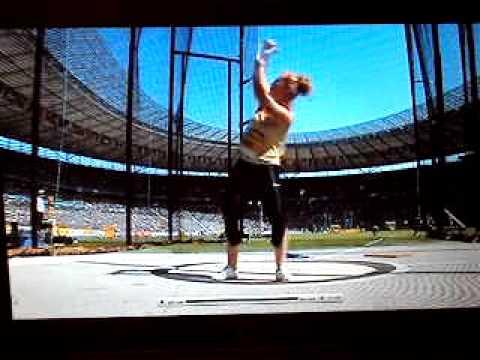Hammer throw - World championships Berlin - Betty ...