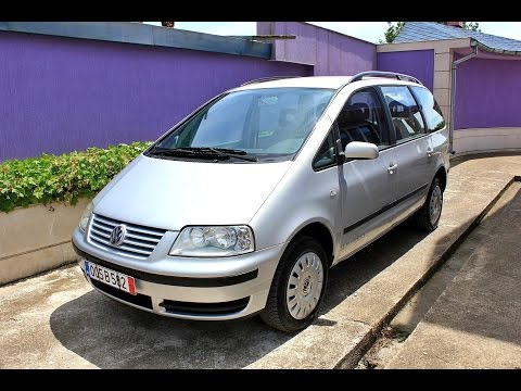 VW Sharan 1.9TDI 4motion 116hp 2002