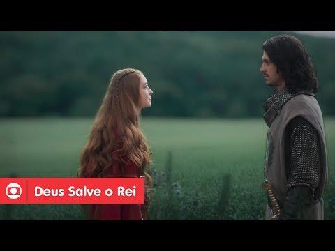 Deus Salve O Rei: capítulo 40 da novela, sexta, 23 de fevereiro, na Globo