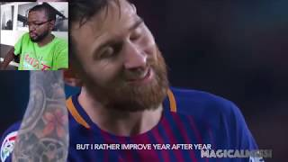 The Game Through the Eyes of Lionel Messi - HD REACTION