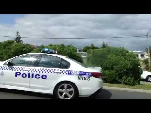 Police Chase Perth Hoons