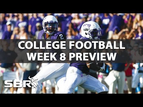 College Football Week 8 Preview With Ian Cameron