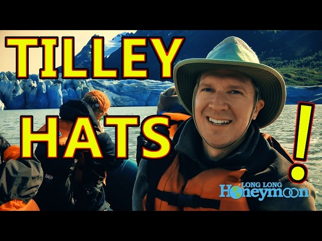 80936382bd29c TILLEY HATS -- THE FINEST 🎩HAT🎩 IN THE WORLD! - YouTube