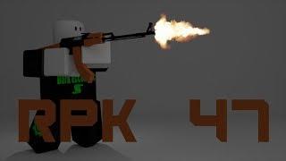 Roblox Script Showcase Episode#959/Dms Rpk-74 Rifle