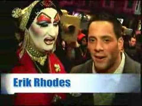 erik rhodes at the gayvns