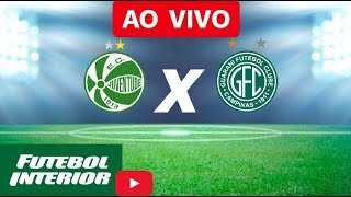 Juventude x Guarani - Brasileiro Série B 2018 AO VIVO