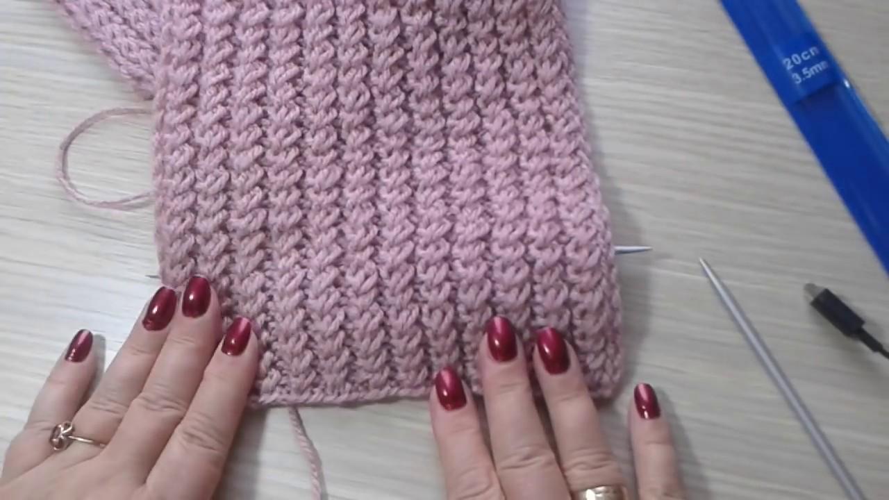 imagini detaliate Modă cauta Cum tricotam model simplu si usor pentru caciuli, cardigane ...
