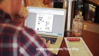 Austin American Statesman  Your Way  HD