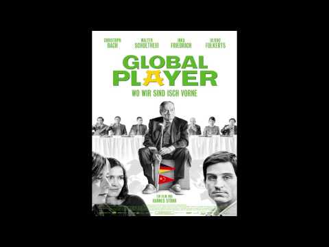 Soundtrack by Florian Appl- Paul & Fritz Kalkbrenner- Kinofilm GLOBAL PLAYER- DVD/BLU Ray out now