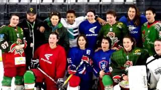 Hockey sur glace féminin