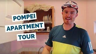 Pompei Apartment Tour in Naples, Italy