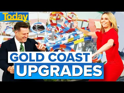 New attractions coming to the Gold Coast   Today Show Australia