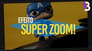 Como fazer o EFEITO SUPER ZOOM IN no Vegas, Adobe Premiere e After Effects!