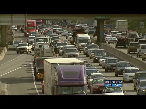 Oregon among 'least willing places' to fix traffic