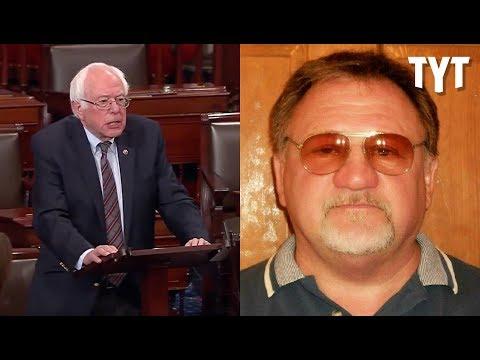 Bernie Sanders Denounces Volunteer Who Shot Congressman