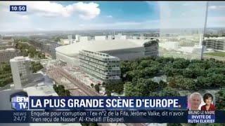 Elle fait deux fois Bercy ! Découvrez l'U Arena à Nanterre, la plus grande salle indoor d'Europe
