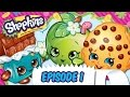"Shopkins Cartoon - Episode 1 ""Check it Out"""