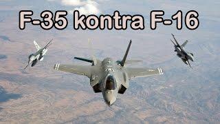 F-35 kontra F-16 (Komentarz) #gdziewojsko