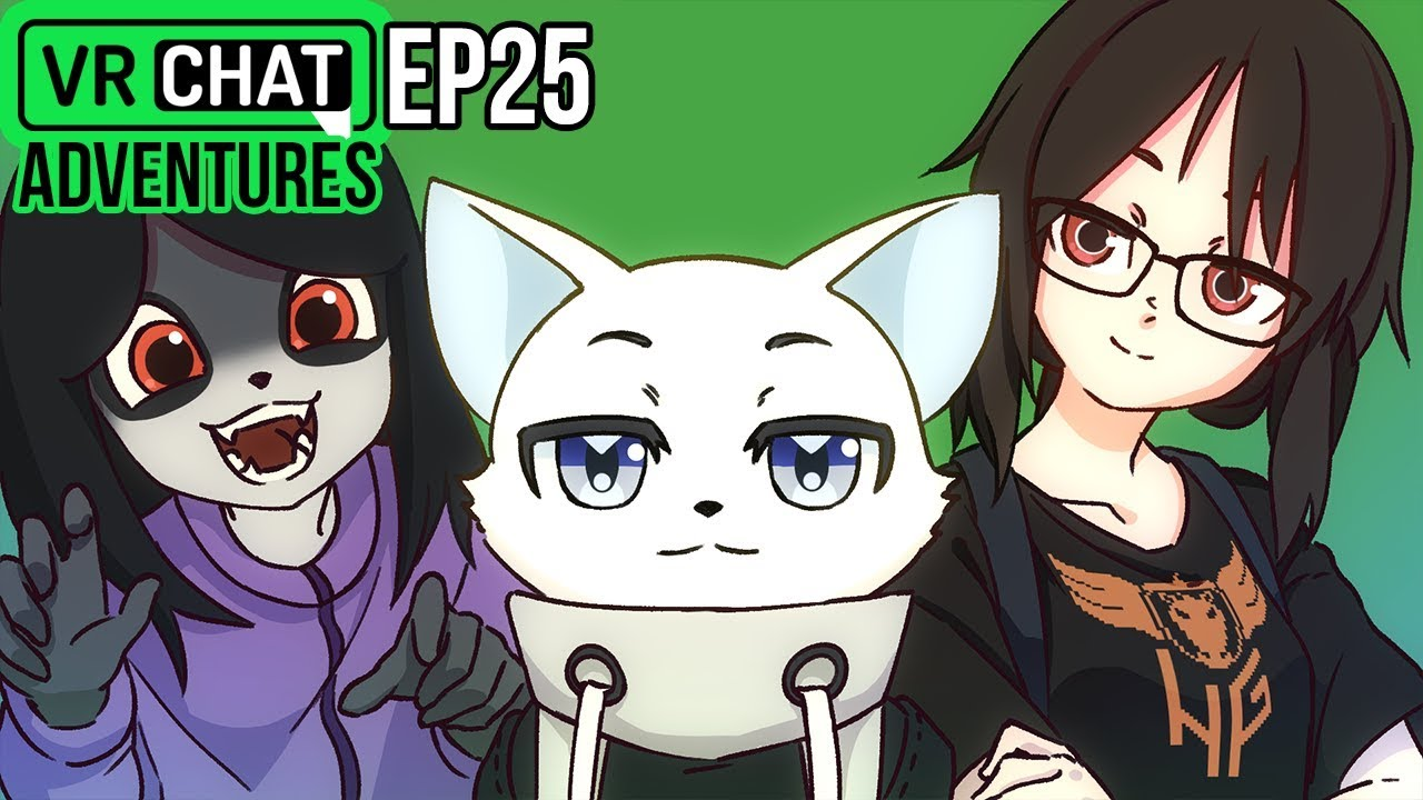 VRChat Adventures Ep 25 - Camera Hogs - YouTube