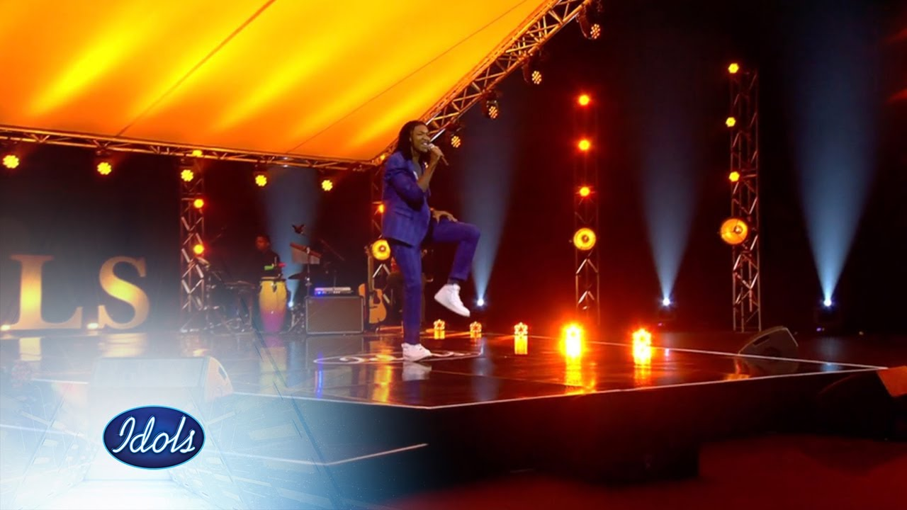 Download Solo: Qhawe – 'Whipped' – Idols SA | S16 | Theatre Week
