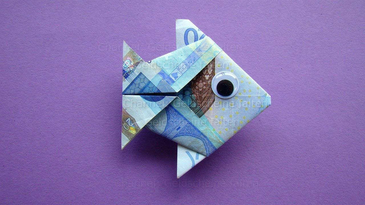 Money Folding Fish