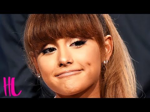 Ariana Grande Has A New Rapper Boyfriend - OMG