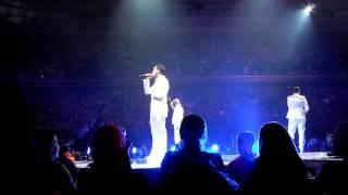 NKOTBSB TOUR 2011 BSB -10000 promises @Philadelphia 06-05-11