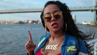 ASIA SPARKS - HOT CHICK (DIRECTED BY ROBBIE LIVE)