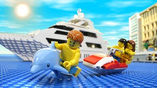Lego Cruise Adventure