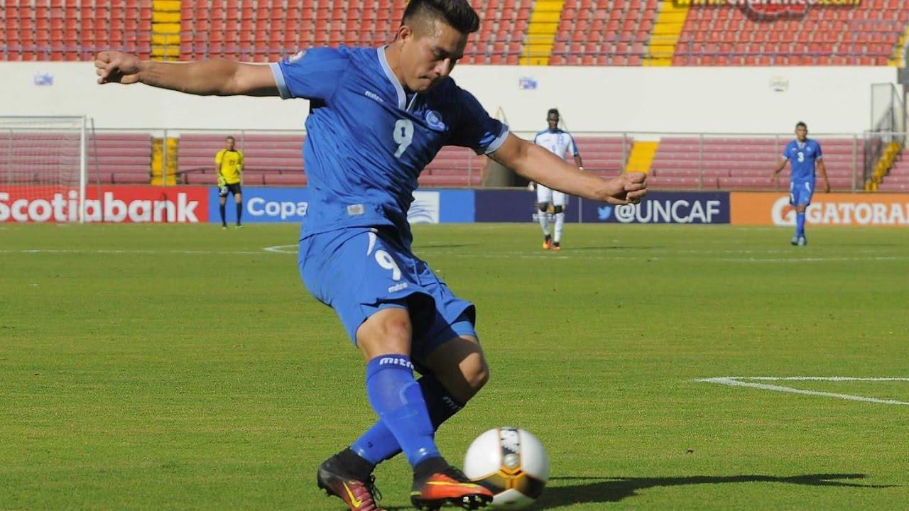 El Salvador vs Honduras COPA UNCAF 2017. Gol de Rodolfo Zelaya 1080P HD - YouTube