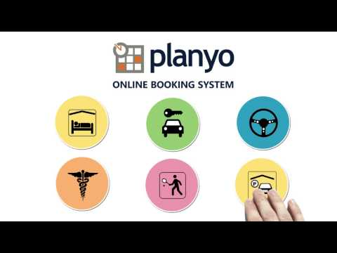 Planyo Online Booking System