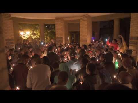 CPUT Vigil for Peace - Original South African National Anthem