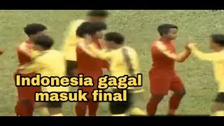 Indonesia (3) vs (4) malaysia | full goal highlights | aff Championship 2019