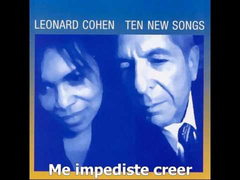 You Have Loved Enough - Leonard Cohen  (subtitulos español)