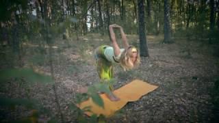 Комплекс йоги для женщин (1 часть) | йога для женского здоровья | видео-урок | муна Радуга жизни