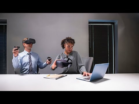 Introducing the New Oculus for Business | Oculus