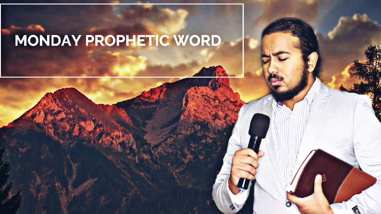 YOUR VICTORY IS IN SURRENDER TO GOD, MONDAY PROPHETIC WORD 31 AUGUST 2020