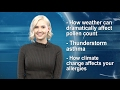 On the Radar with Kelly Reardon: Pollen, weather, and your allergies